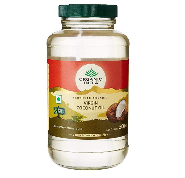 Organic India Virgin Coconut Oil