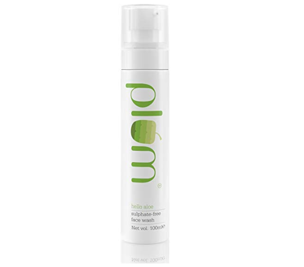 Plum Hello Aloe Sulphate Free Face Wash