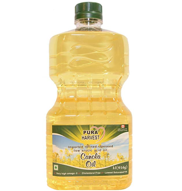 Pure Harvest Canola Oil