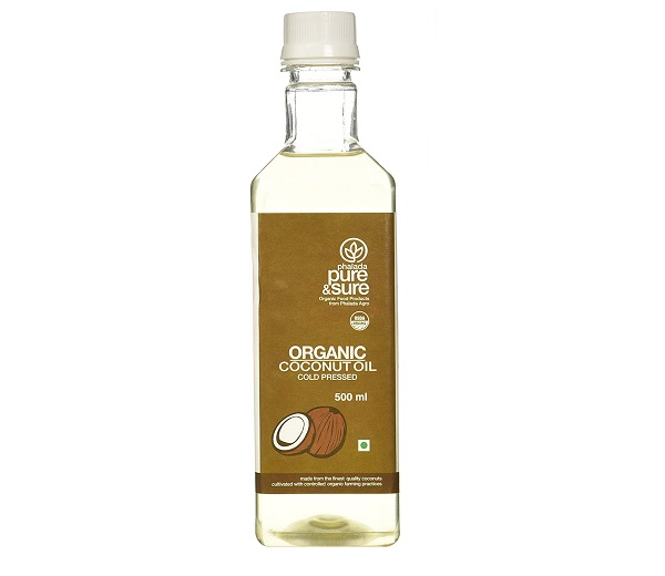 Pure & Sure Organic Coconut Oil
