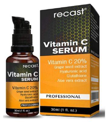 Recast Recast Vitamin C Facial Serum