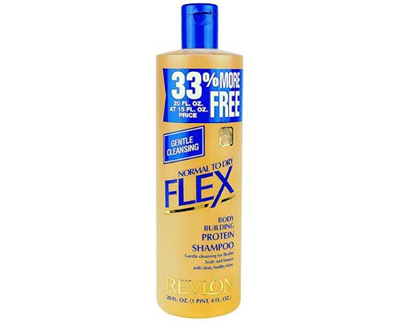 Revlon Flex Normal to Dry Body Building Protein Shampoo