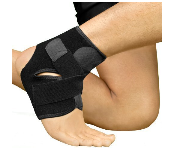 SKUDGEAR Ankle Support and Compression Brace for Sport Injuries