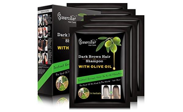 Swarzstar Hair Color Shampoo