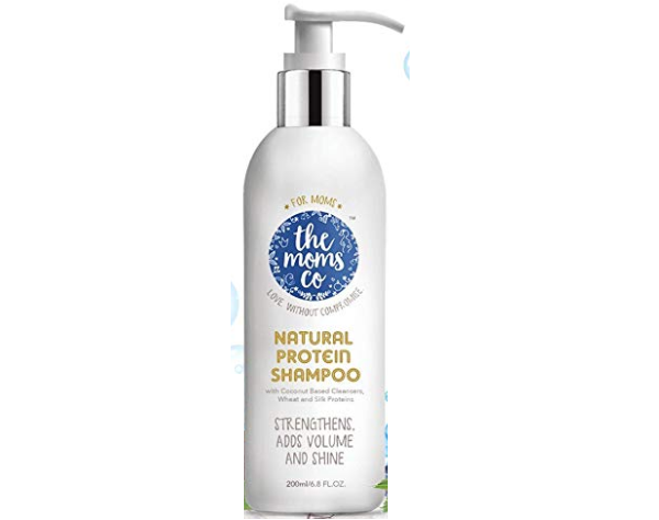 The Moms Co. Natural Protein Shampoo