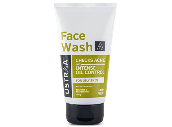 Ustraa Face Wash for Oily Skin
