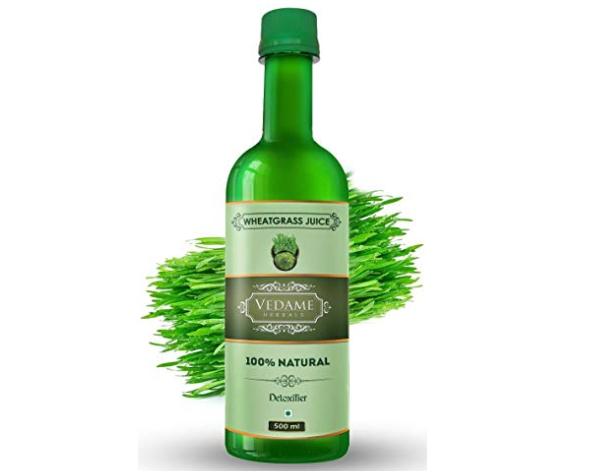 Vedame Herbals Wheatgrass Juice
