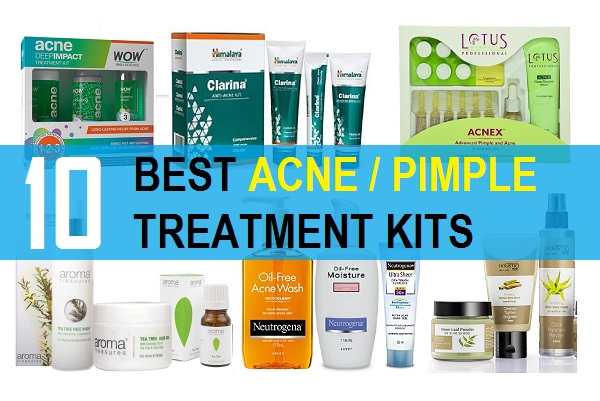 best acne treatment kits in india