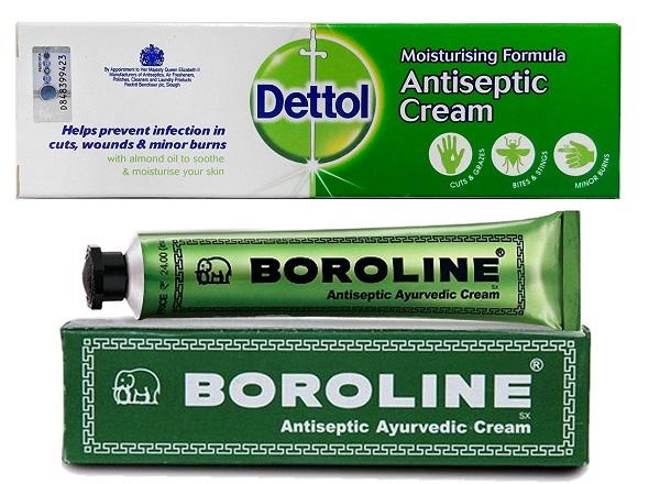 best anti septic creams in india