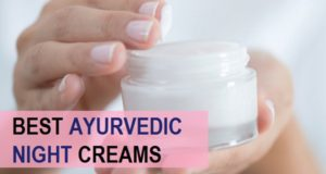 best ayurvedic night creams in india