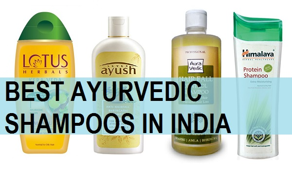 best ayurvedic shampoos in india