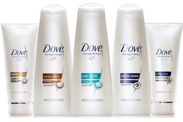 best dove shampoos in india