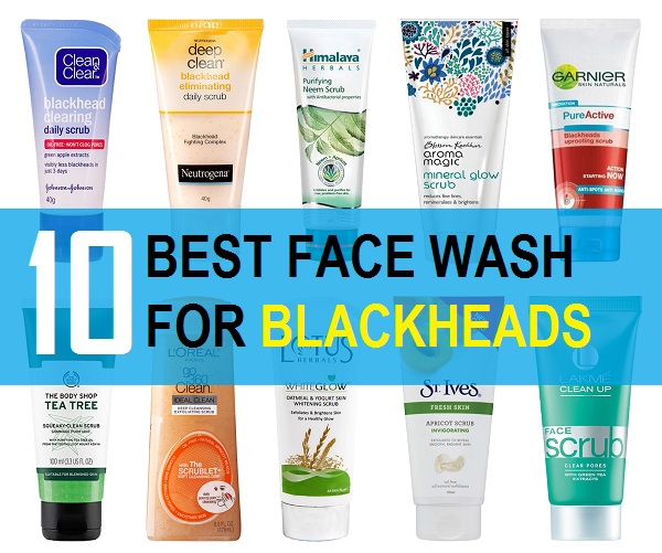 best face wash for blackheads in india