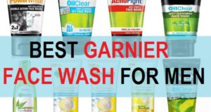 best garnier face wash for men in India