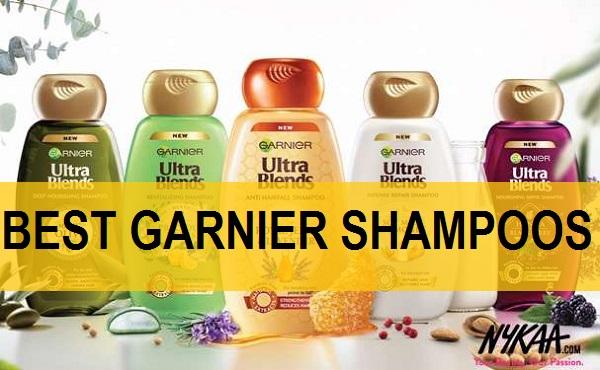 best garnier shampoos in india