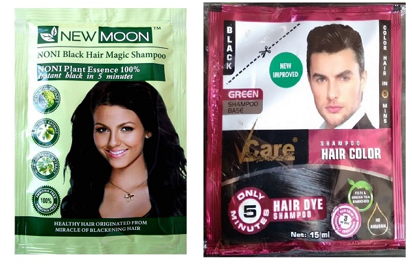 Top 9 Best Hair Dye Shampoos In India 2020