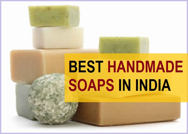 best handmade soaps in india