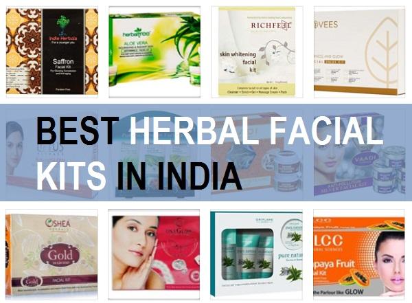 best herbal facial kits in india