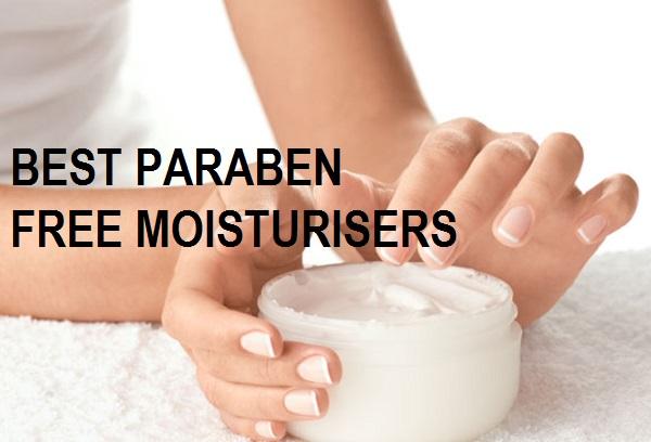 best paraben free mositurizers in india