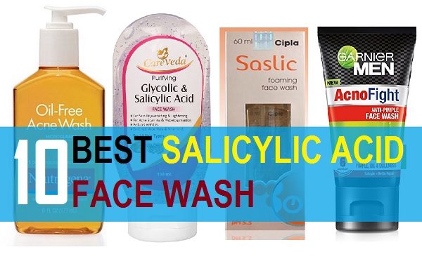 best salicylic acid face wash in india