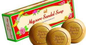 best sandalwood soaps in india