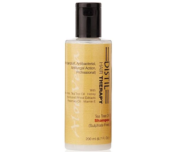 Aloe Veda Tea Tree Oil Anti Dandruff Shampoo