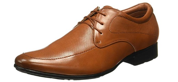 BATA Men's Tazo Derby Formal Shoes