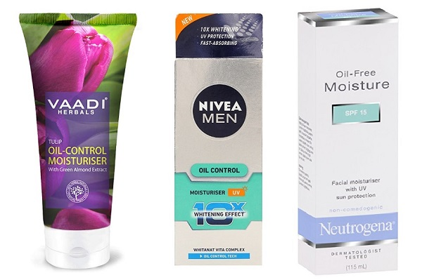Best Daily Use Moisturizer for Men with Oily Skin