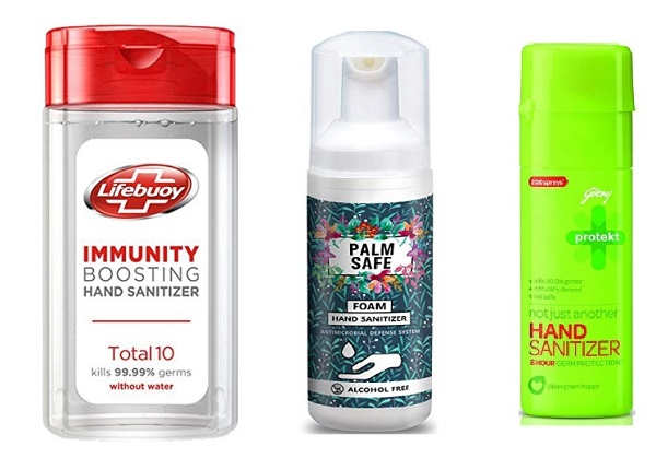 Best Hand Sanitizers in India For Kids and Adults