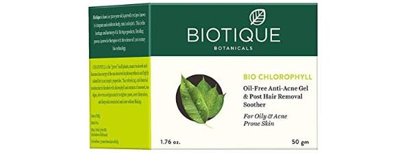 Biotique Bio Chlorophyll Oil-free Anti-Acne Gel