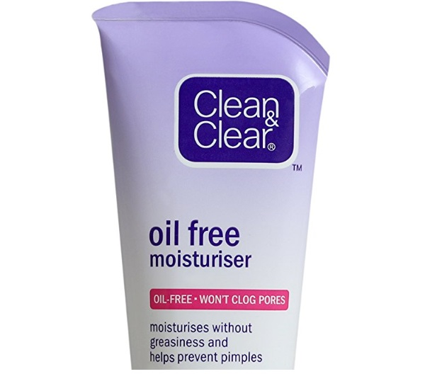 Clean & Clear Oil-Free Moisturizer