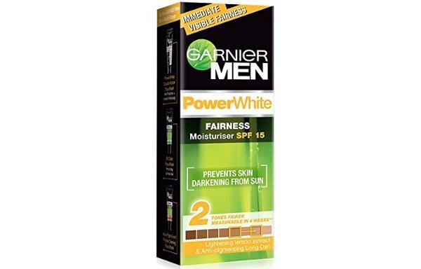 Garnier Men Power White Fairness Moisturizer SPF 15