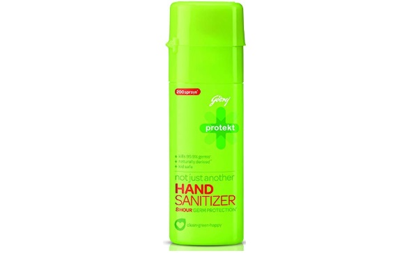 Godrej Protekt Not Just Another Hand Sanitizer