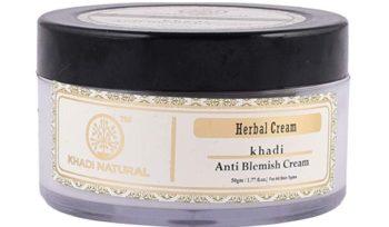 Khadi Natural Herbal Anti Blemish Cream