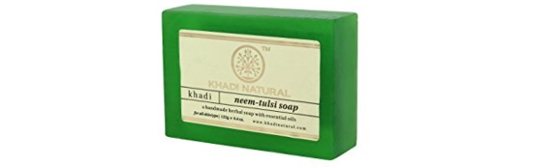Khadi Natural Neem Tulsi Soap