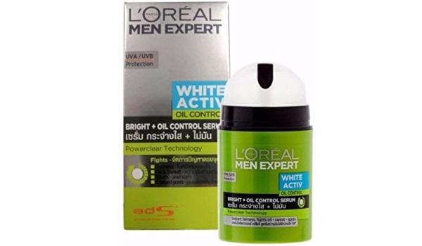 L'Oreal Paris Men Expert White Activ Oil Control Moisturiser