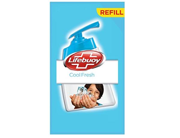 Lifebuoy Cool Fresh Menthol Hand Wash
