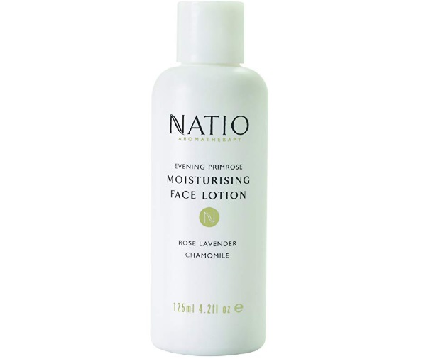 Natio Aromatherapy Evening Primrose Moisturizing Face Lotion