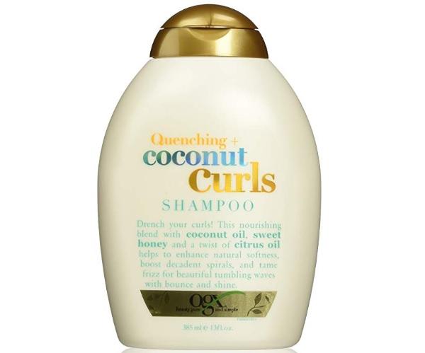 Organix Quenching Coconut Curls Shampoo