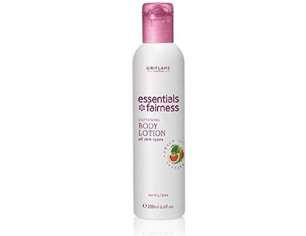 Oriflame Essentials Fairness Softening Body Lotion