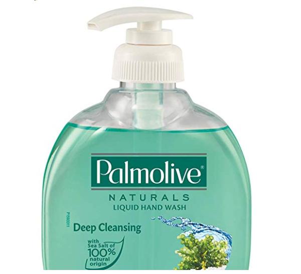 Palmolive Natural Hand Wash Sea Mineral