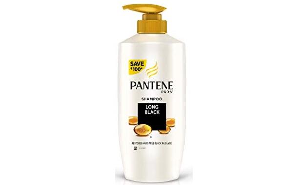 Pantene Pro V Long Black Shampoo