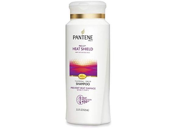 Pantene Pro-v Heat Shield Thermal Prep Shampoo