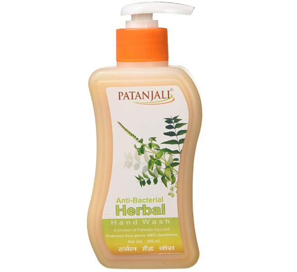 Patanjali Herbal Hand Wash