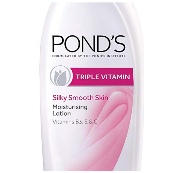 Pond's Triple Vitamin Moisturizing Body Lotion