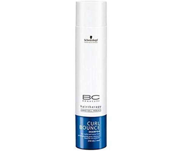 Schwarzkopf Bonacure Curl Bounce Shampoo for Curly and Wavy Hair