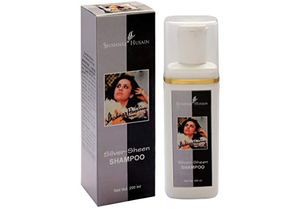 Shahnaz Husain Silver Sheen Shampoo