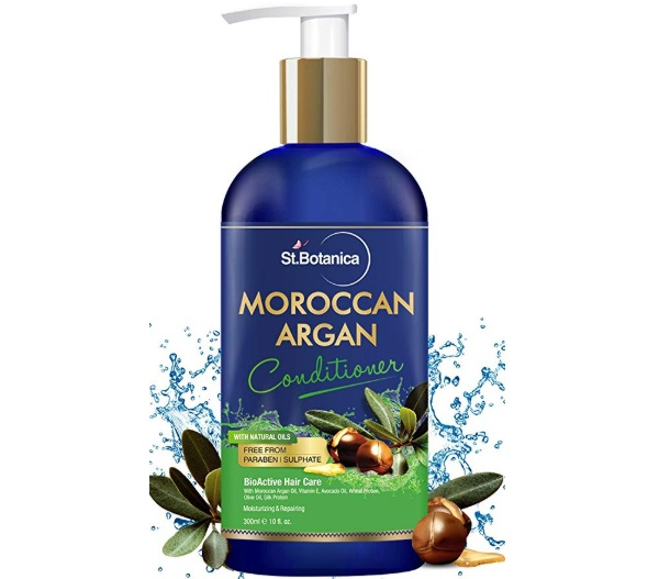 StBotanica Moroccan Argan Hair Conditioner with Argan & Olive Oil