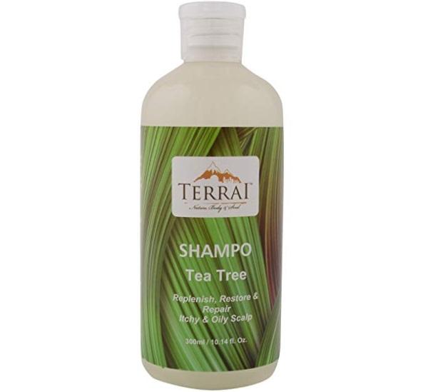 Terrai Tea Tree Oil Shampoo