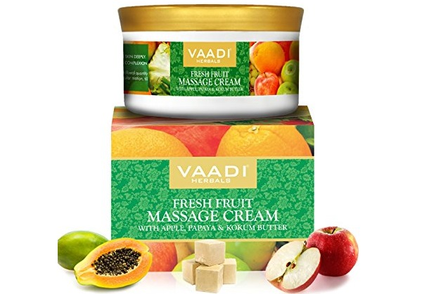 Vaadi Herbals Fresh Fruit Massage Cream